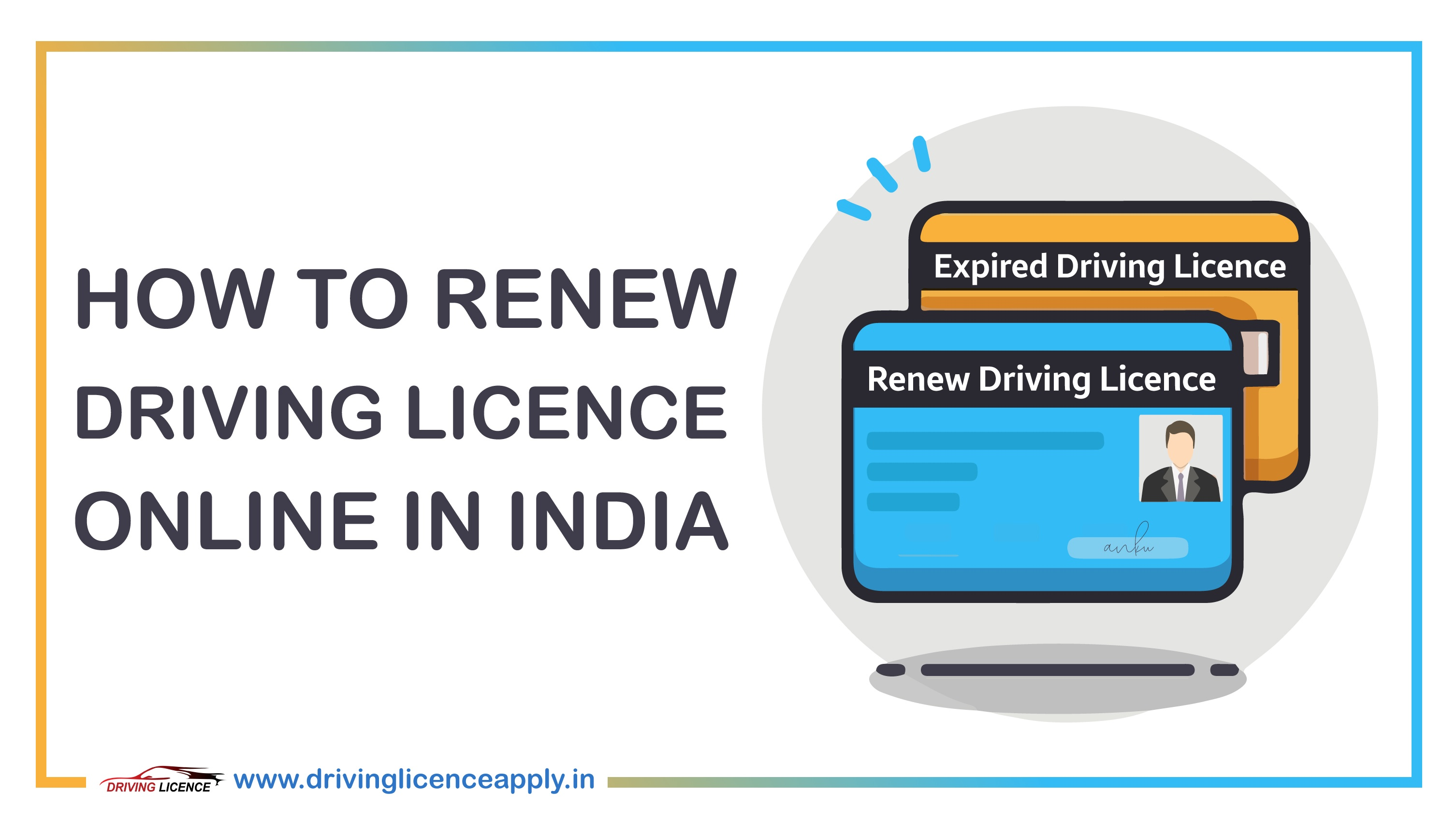 How to Renew Driving Licence Online In India?